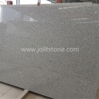 G001 China G603 Lunar Pearl Grey Granite Big Slabs For Steps
