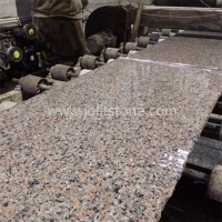 G002 Rosa Pink Porrino Granite 60 70 80 90 cm Slab