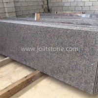 G006 Cafe Imperial Brown Granite Strip Slab For Countertops