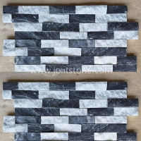 JSCS1560-74Z Multi Color Stone Veneer Stone Cladding Wall For Home Decoration