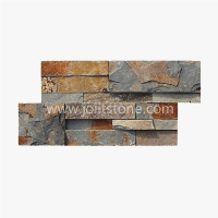 JSCS1835-02 Decorative Antacid Stone Split Face Facade Interior Exterior Wall Cladding