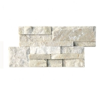 JSCS1835-04 Decorative Wall Cladding Beige Quartzite Culture Stone