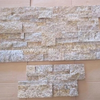 JSCS1835-06 Tiger Skin Quartzite Stone Nature Decorative Cultured Wall Stone For Sale