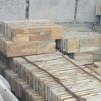 JSCS1835-07 Chinese Suppliers Natural Rustic Quartzite Veneer Siding