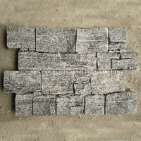 JSCS2060-10 cement Back Stone Veneer Wall Cladding For Interior And Exterior Wall