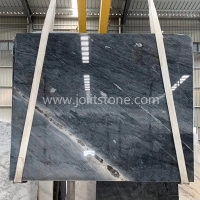 M008 Fantasy Star Blue Big Slab Marble For Bartops