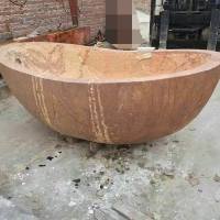 BT003 Freestanding Stone Bath Tub