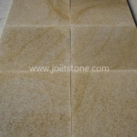 GT009 G682 Cut to Size Bush Hammered Granite