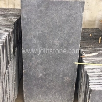 LT001 Blue Limestone Paver With Tumble Edges