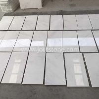 MT009 Orient White Marble Polished Flooring And Wall Tiles