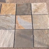 ST003 Superior Quality Green Slate For Decorative Wall Stone