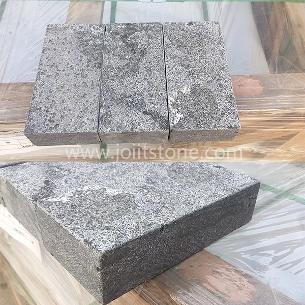 CS026 Flamed Blue Limestone Pavers For Outdoor Paving