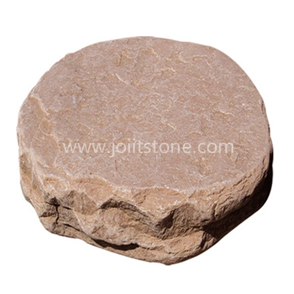 SS006 Outdoor Garden Random Edge Irregular Steppers Stone