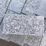 CS045 10x20x10cm Flamed G623 Gray Granite Paver Stone