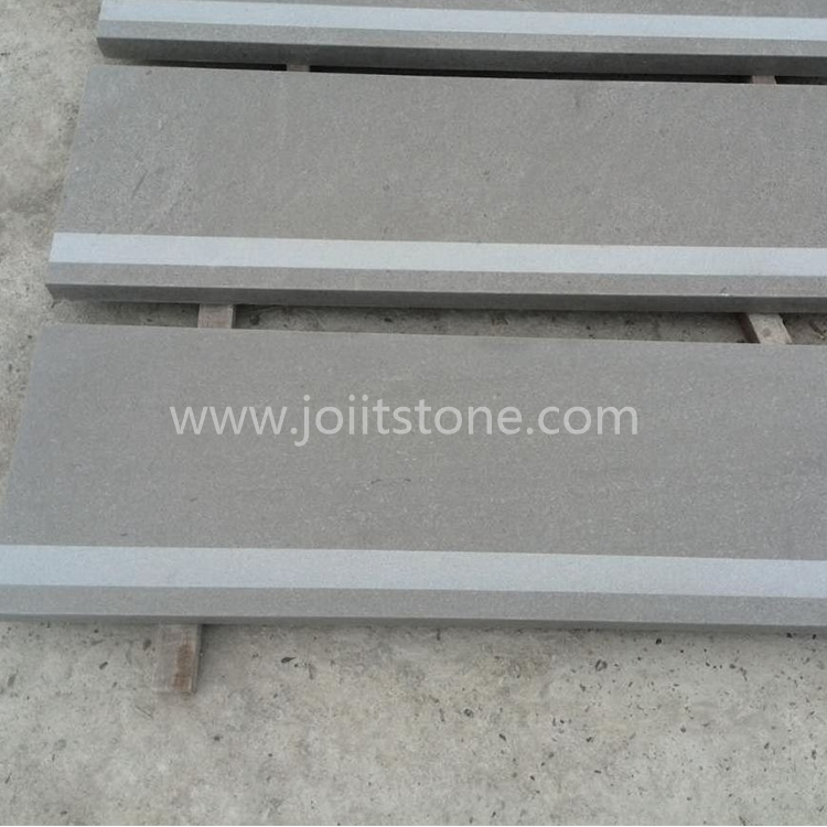 TR020 Polished Cinderalle Marble Steps For Interior