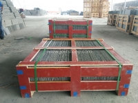 Black Slate Roof Tile Crate Packing