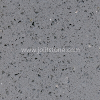 Crystal Dark Grey Quartz