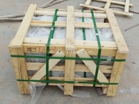 Lion Head Water Fountain Crate Packing
