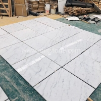MT001 China Elegant White Marble Wall and Floor Tiles
