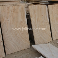 SST005 Yellow Sandstone With Twill in Non Fading Effect