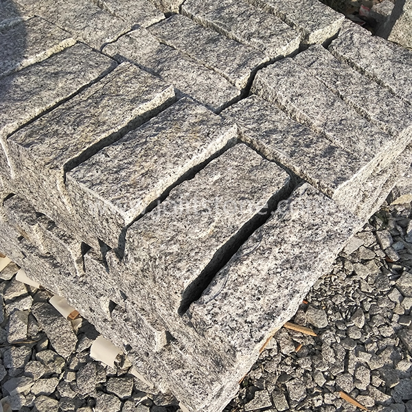 KS002 Cheap Price Grey Granite Kerb Stone For Landscaping