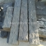 KS017 Split Black Basalt Kerb Stone Six Sides Natural Split